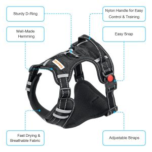 Big Dog Harness No Pull Best Dog Harness