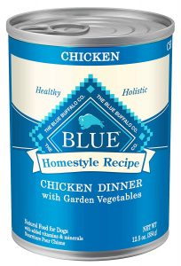 Blue Buffalo Homestyle Wet Dog Food