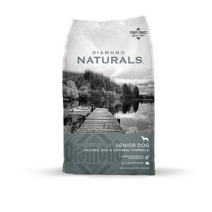 Diamond Natural Dry Senior Dog Food