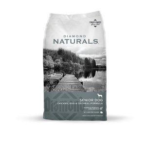 Diamond Natural Dry Senior Dog Food