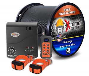 Electric Dog Fence - Remote Trainer