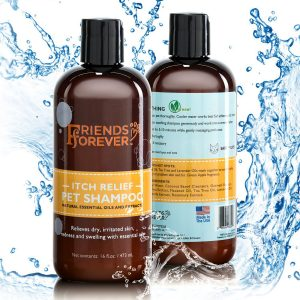 Friends Forever Natural Dog Shampoo