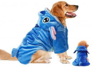 Gimilife Stitch Costume