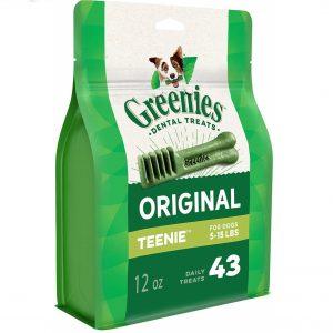 Greenies Original Best Dog Treat