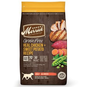 Merrick Best Grain-Free Dog Food