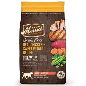 Merrick Best Grain-Free Dog Food