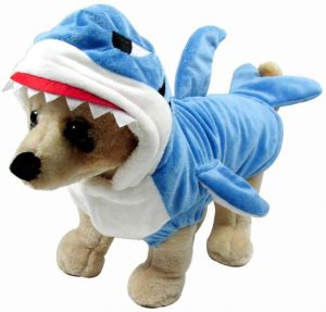 Mogoko Shark Costume