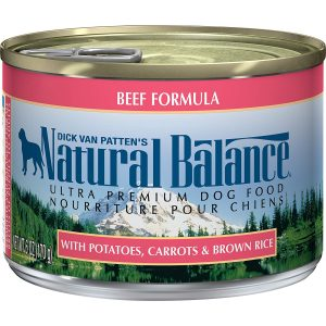 Natural Balance Wet Dog Food
