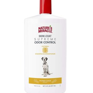 Nature's Miracle Dog Shampoo
