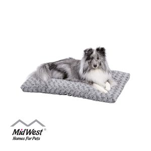 Ombré Swirl Pet Bed