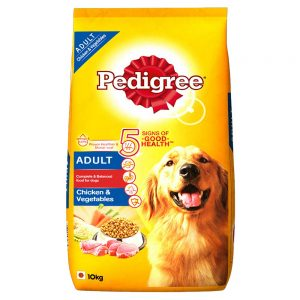 Pedigree Adult Senior Dry Food