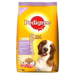 Pedigree Senior Dog Food