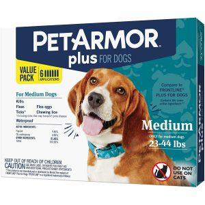 Petarmor Plus Topical