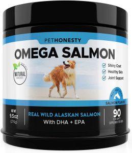 Pethonesty Omega Salmon