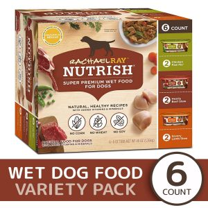 Rachael Ray Wet Dog Food Best-Wet Dog Food