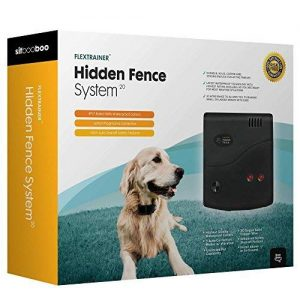 Sit Boo-Boo Electric Fence