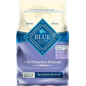 Blue Buffalo Best Dog Food For Small Dog