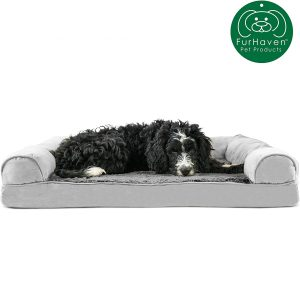 Furhaven Best Couch For Dog