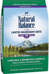 Natural Balance Large Breed Bites
