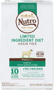 Nutro Limited Ingredient Diet