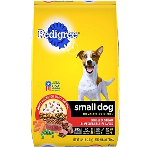Pedigree Small Breed Dry