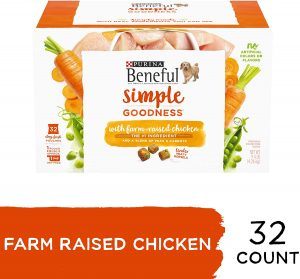 Purina Beneful Simple Goodness