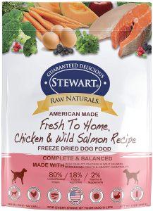 Stewart Raw Natural