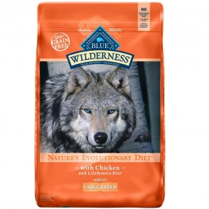 Blue Buffalo Wilderness Best Dog Food For Husky