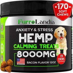 Furrolandia Calming Treats Best CBD Oil